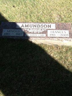 Frances J. <i>Manly</i> Amundson