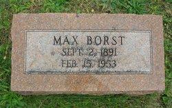 Max Borst
