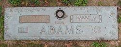 Minnie Ann <i>Wall</i> Adams