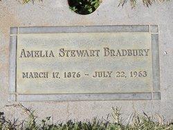 Amelia Isabella <i>Stewart</i> Bradbury