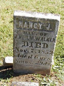 Nancy J Walker