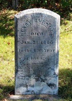 Henry Burnett