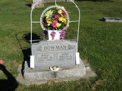 Goldie M Bowman
