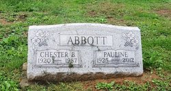 Martha Pauline <i>Scott</i> Abbott