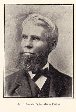 John S Baldwin