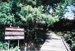 Slaughters Creek Cemetery