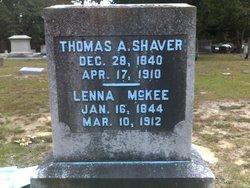 Thomas A. Shaver