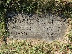 Margaret F Compton