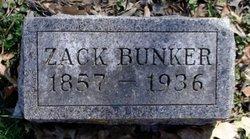 Zach Bunker
