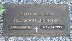 Ruth <i>Rumley</i> Fargis