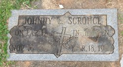 Johnny Lee Scronce