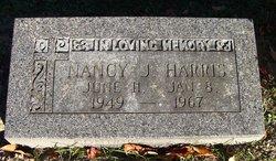 Nancy J Harris