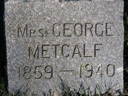 Ida Adelaide Addie <i>Wakefield</i> Metcalf