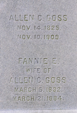Allen Charles Goss