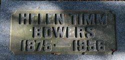 Helen <i>Timm</i> Bowers