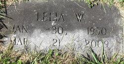 Lelia W