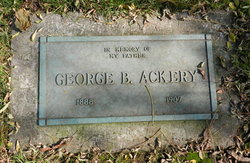 George B Ackery