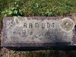 Agnes M Aamodt