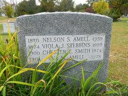 Viola J <i>Stebbins</i> Amell
