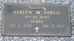 Verlyn M. Fargis