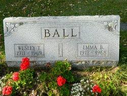 Wesley T. Ball