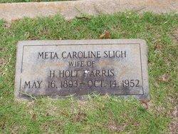 Meta Caroline <i>Sligh</i> Harris