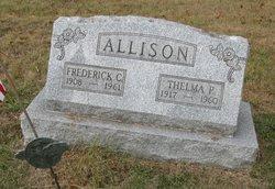 Thelma P. Allison