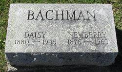 Daisy M <i>Rothrock</i> Bachman