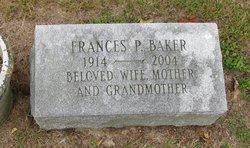 Frances P. Baker