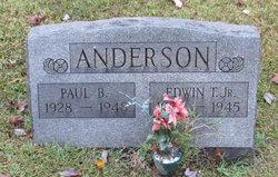 Paul Buren Anderson