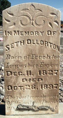 Seth Ollerton