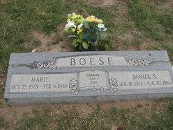 Marie <i>Reimer</i> Boese