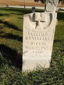 Hezekiah Utterback, Sr