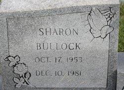 Sharon <i>Bullock</i> Anderson