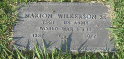 Marion Wilkerson