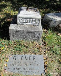 Mary <i>Kingsley</i> Glover