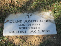 Roland Joseph Achee