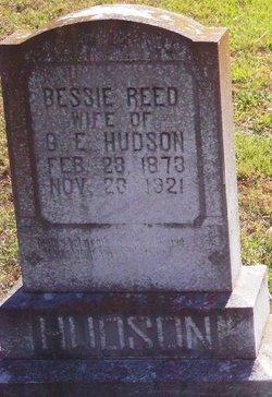Bessie <i>Reed</i> Hudson