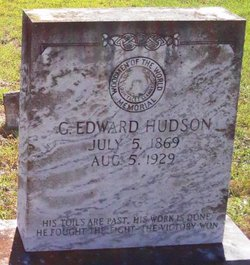 George Edward Hudson