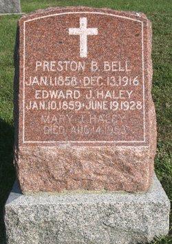 Edward J Haley