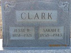 Sarah Elizabeth <i>Garrett</i> Clark
