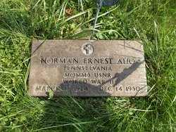 Norman Ernest Aho