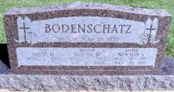 Lorina Margaretha <i>Lohmann</i> Bodenschatz