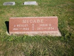 James Wesley McCabe