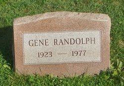 Ernest Gene Randolph