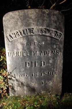 Angeline <i>Bosworth</i> Adams