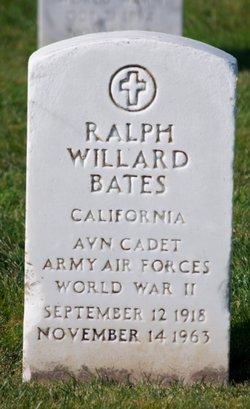 Ralph Willard Bates