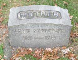 Annastasia Annie <i>Kirkwood</i> Mcpherson