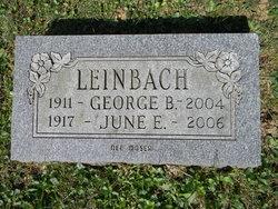 George Benjamin Leinbach