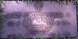 Harry Victor Hartsell, Jr